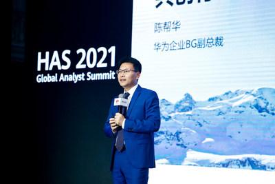 Bob Chen, vice-presidente da Huawei Enterprise BG (PRNewsfoto/Huawei)