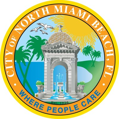 """The City of North Miami Beach, """"Where People Care"""" (PRNewsfoto/City of North Miami Beach)"""