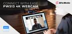 AVerMedia's PW513 4K Webcam Now Certified for Zoom