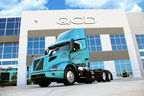 Volvo Trucks' Customer Quality Custom Distribution Commits to Largest Commercial VNR Electric Order to Date