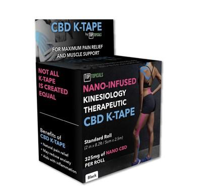 Top Topicals Nano CBD Infused Ktape