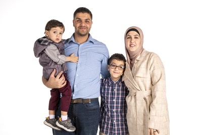 Hussam and Linda found hope at St. Jude Children's Research Hospital for their son, Farouk, who was diagnosed with retinoblastoma at 6 months old. Now 6, Farouk has a younger brother, Jude, named after the hospital that was a lifeline for his family.