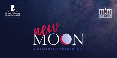 New Moon, a virtual Iftar celebration benefiting St. Jude Children's Research Hospital, takes place at 6 p.m. ET Sunday, April 18.