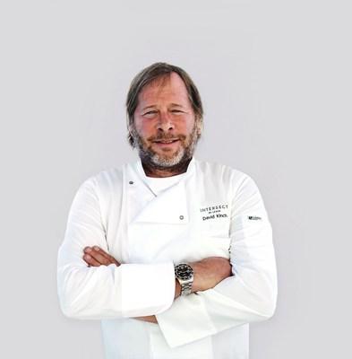 Chef and Proprietor David Kinch