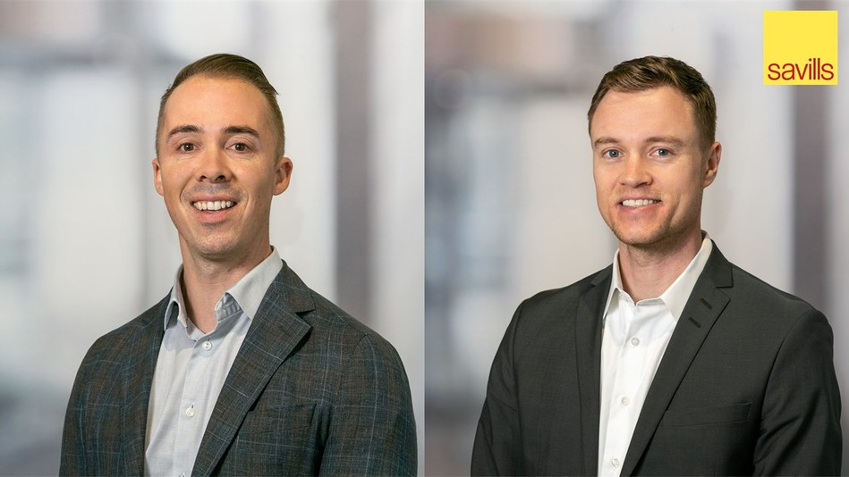 Savills is continuing the firm's expansion throughout North America with the opening of a new office in Edmonton, Alberta. The firm welcomes Alex Heintz as corporate managing director and Kyle Bartkus as managing director.