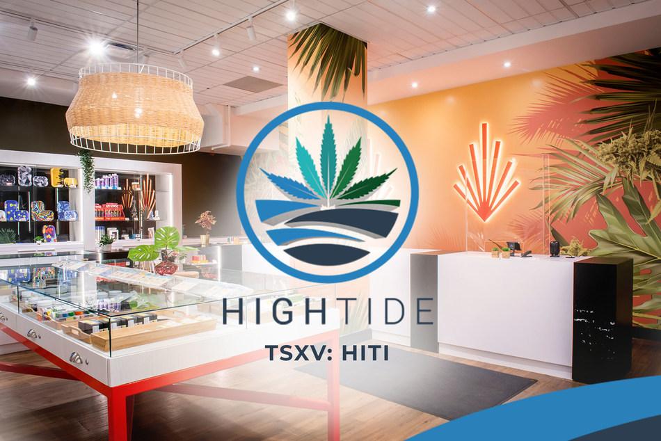 High Tide Inc. - April 14, 2021 (CNW Group/High Tide Inc.)