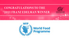 Food Assistance Amid Emergency Responses: The United Nations World Food Programme (WFP) Awarded the 2021 INFORMS Edelman Award