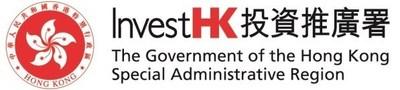 InvestHK Logo (PRNewsfoto/InvestHK)