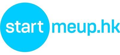 StartmeupHK Logo (PRNewsfoto/InvestHK)