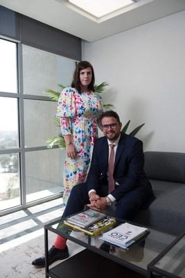 Alison Whatnall and Ross Whatnall, GSB Capital