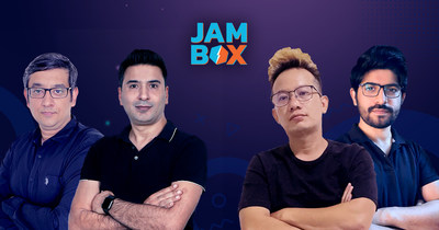 Jambox Games - Team.