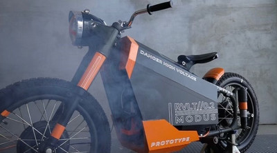 """""""ALYI's EV Ecosystem is launching with the introduction of the Revolt Motorcycle"""""""