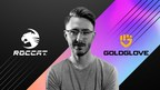 ROCCAT Levels Up With Variety Streamer And Podcaster GoldGlove...