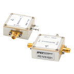 New Coaxial Packaged Voltage Controlled Oscillators (VCO) Cover...