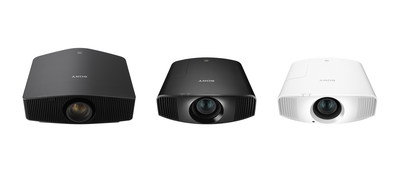 Sony Electronics Unveils Two New Native 4K Home Cinema Projector Models--VPL-VW1025ES and VPL-VW325ES--Delivering a Truly Immersive Experience