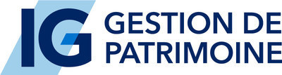 Logo de IG Gestion de Patrimoine (Groupe CNW/IG Gestion de patrimoine)