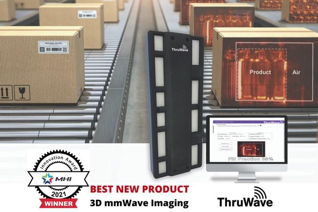 ThruWave 3D mmWave Imaging Wins Best New Product Innovation 2021, MHI Innovation Awards