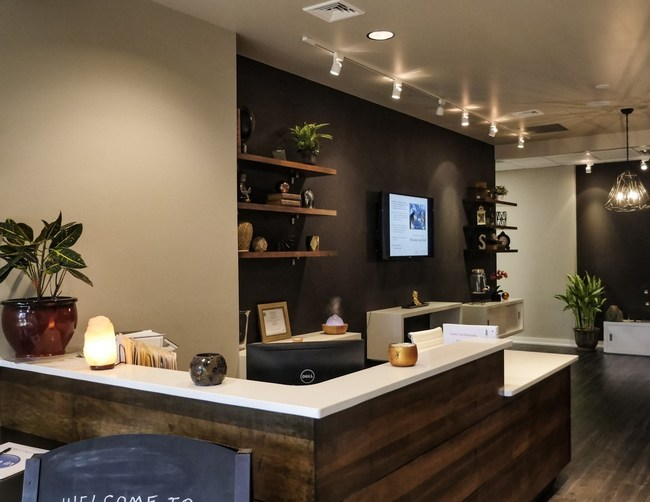 Legacy Healing Center Cherry HIll New Jersey Reception Area