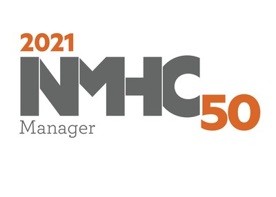 2021 NMHC Top 50 Managers