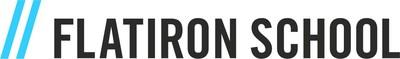 Flatiron School logo (PRNewsfoto/Flatiron School)