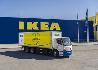 IKEA Canada partners with Second Closet and Lion Electric for last