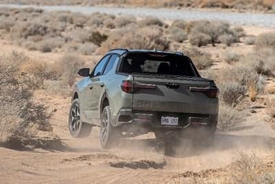 Hyundai Unveils Segment-Shattering Santa Cruz Sport Adventure Vehicle