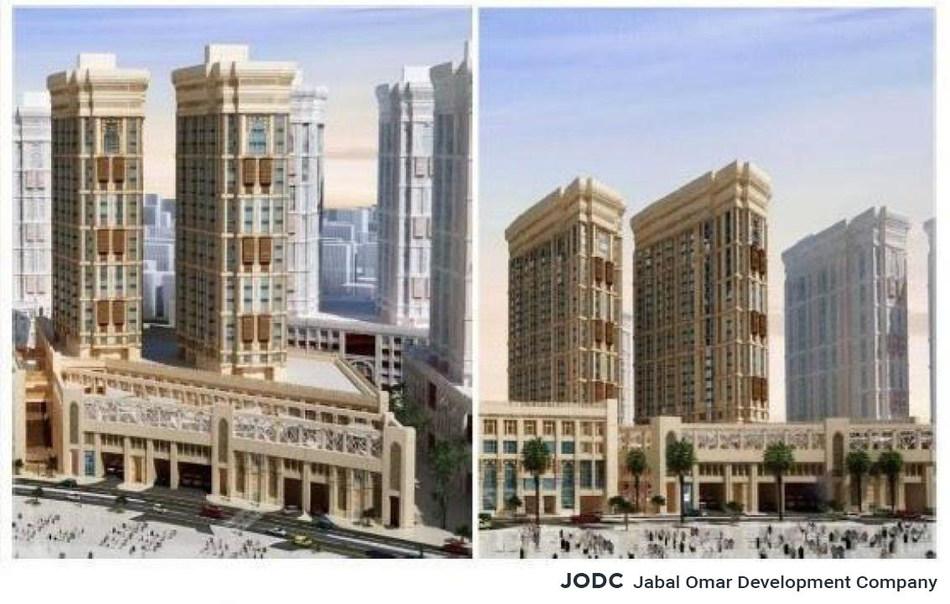 Jabal Omar Development Company (JODC) -- Jabal Omar The Royal Alana and Jabal Omar The Alana