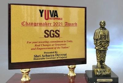 Changemaker Award 2021