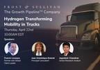 霜,苏利文检视全球氢燃料电池卡车的机会