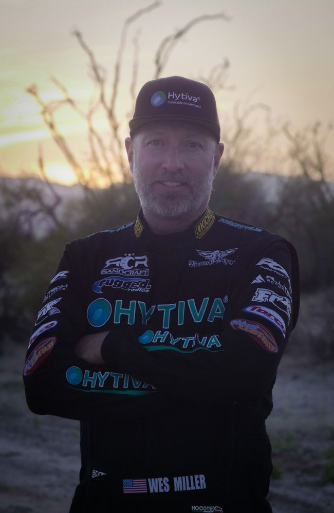Team Hytiva Driver Wes Miller