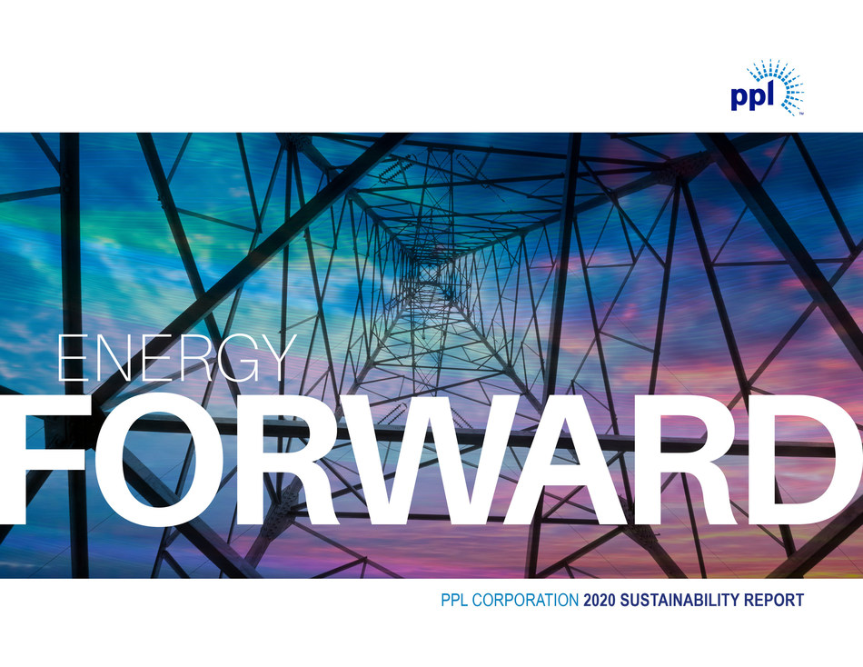2020 PPL Corporate Sustainability Report