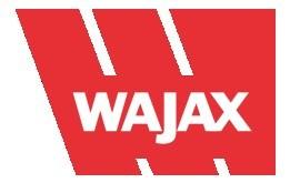 Logo : Wajax (Groupe CNW/Wajax Corporation)