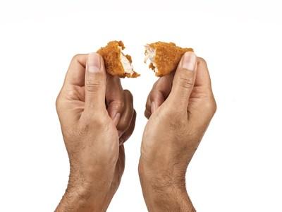 New Incogmeato Chik'n Tenders look, cook, taste and tear like real meat.