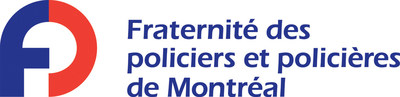 Logo : Fraternité des policiers et policières de Montréal (Groupe CNW/Fédération des policiers et policières municipaux du Québec (FPMQ))
