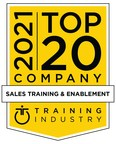The Brooks Group Named One of Training Industry's Top 20 Sales...