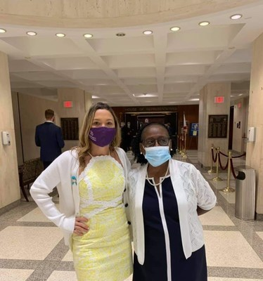 """""""HB 673 Gail's Law passed unanimously off the floor of the Florida House of Representatives! Thank you Gail Gardner for having the strength and courage to advocate for change in our laws!"""" - State Representative Emily Slosberg"""