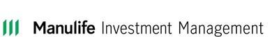 Manulife Investment Management Logo (CNW Group/Manulife Investment Management)