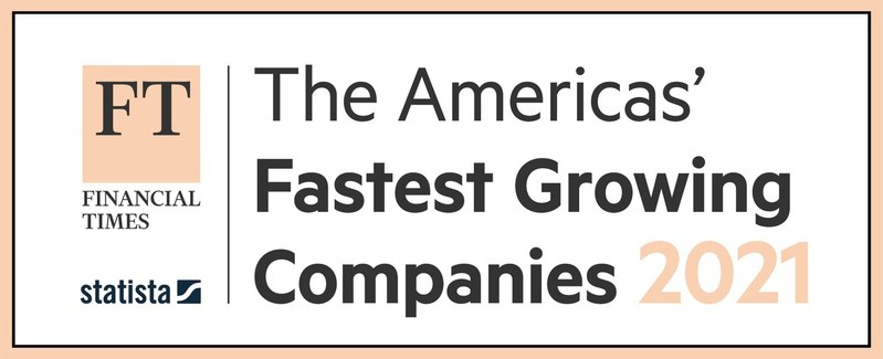 FT-The Americas' Fastest Growing Companies 2021