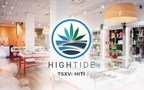 High Tide Expands into Ottawa with Launch of ByWard Market Retail Cannabis Store