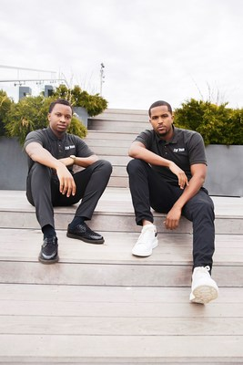 Zip Run co-founders Elis Omoroghomwan (Chief Growth Officer) and Gabe Vieira (CEO) prepare to launch first adult-use cannabis delivery service in Boston.