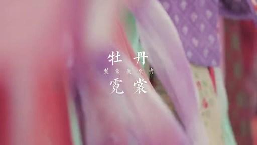 Xinhua Silk Road : Lancement du spectacle Hanfu sur le thème de la pivoine dans le Henan (Chine centrale)