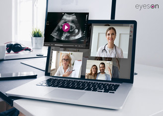 The eyeson API adds face-to-face communication to telehealth, digital therapeutics, care navigation, plus other health and fitness related use cases.