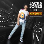 JACK&JONES takes you down memory lane with the PACMAN Collection
