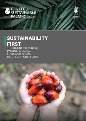 New ground breaking report by the Centre for Sustainable Palm Oil Studies (PRNewsfoto/The Centre for Sustainable Palm Oil Studies (CSPO))