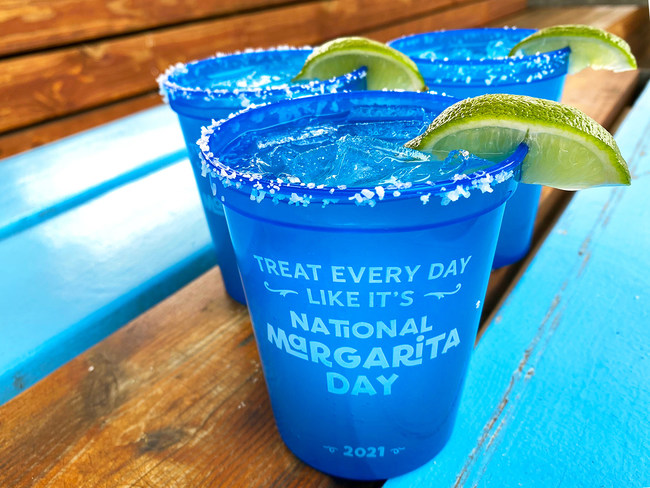 'Margaritas are a core part of our brand experience, and we wanted to find the perfect cup to help ensure margaritas could still be enjoyed at home,' says Andrew Hyde of Rusty Taco. 'This was especially important with the focus on National Margarita Day having to be to-go margaritas this year. We wanted to provide our guests a unique and durable cup to help encourage to-go sales during the event. Thanks to the cups from Novolex, National Margarita Day was a huge success for us.'