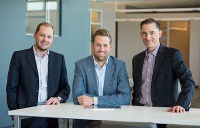 CoorsTek Co-CEOs (from left to right) Michael Coors, Jonathan Coors, Timothy Coors