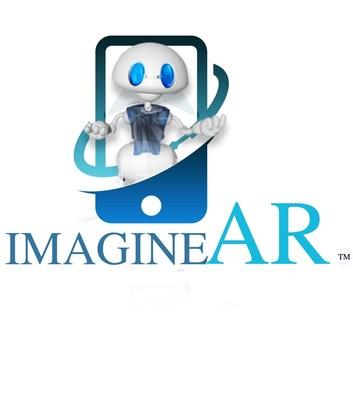 ImagineAR Inc. Logo (CNW Group/ImagineAR) (CNW Group/ImagineAR Inc.)