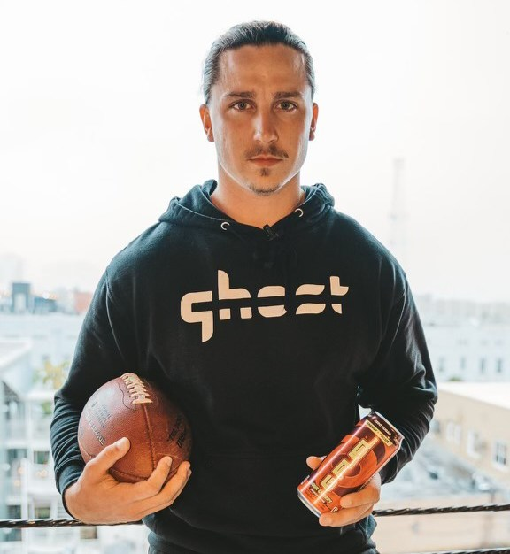 Kurt Benkert, Ghost Gaming Pro Athlete and NFL Quarterback