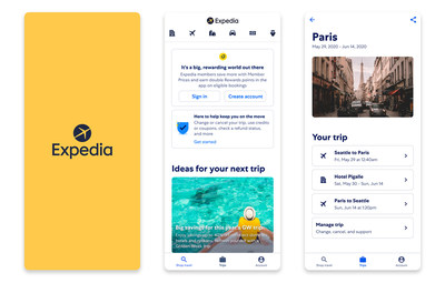 Expedia Announces New Direction in Brand Positioning in Anticipation of Post-Vaccination Travel Demand