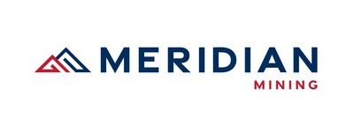 Meridian Mining logo (CNW Group/Meridian Mining S.E.)
